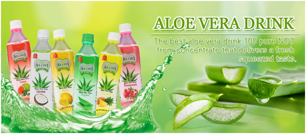 5 Benefits Of Taking An Aloe Vera Drink As Given By Aloe Vera Manufacturers