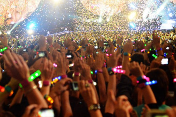 Want A Crowd Pleasing Event? Bring Xylobands!