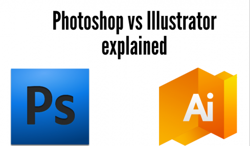 Photoshop VS Illustrator Explained