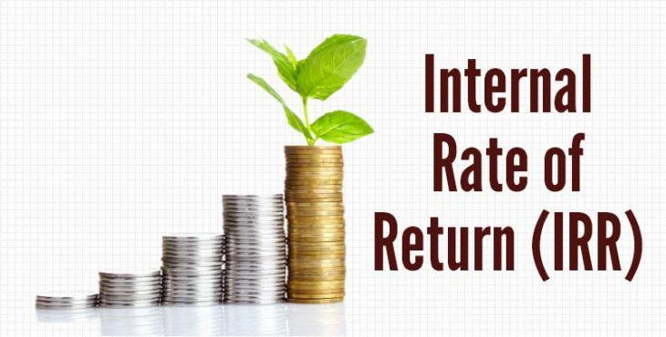 Internal Rate Of Return (IRR)