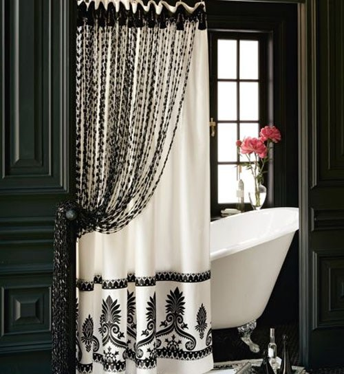 Elegant-Shower-Curtains