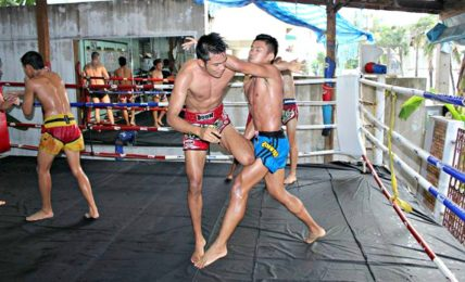 The Great Game With Muay Thai Training For Those Who Like New Holiday