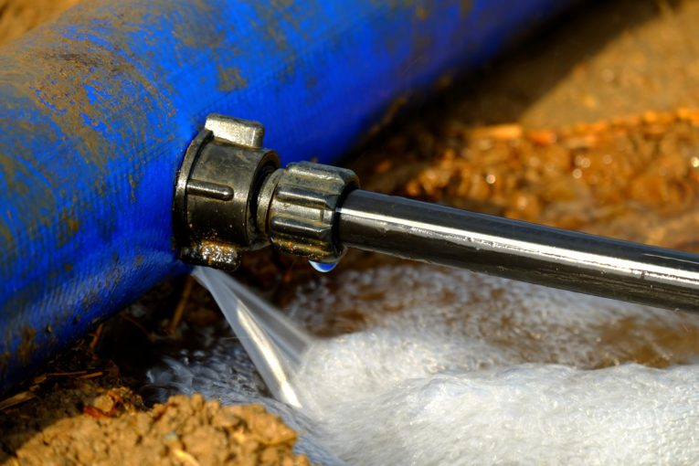Prevent Leaks By Reducing Stress On Pipes