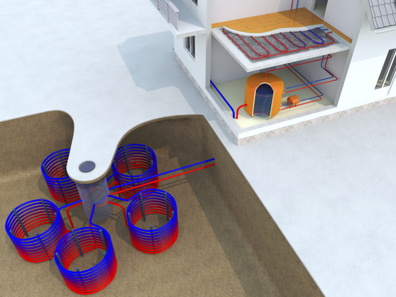 5 Things You Should Know About Geothermal Heating