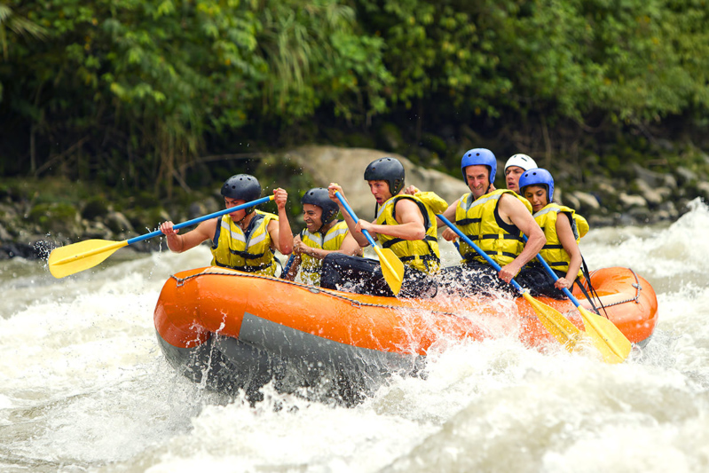 Myths About White Water Rafting