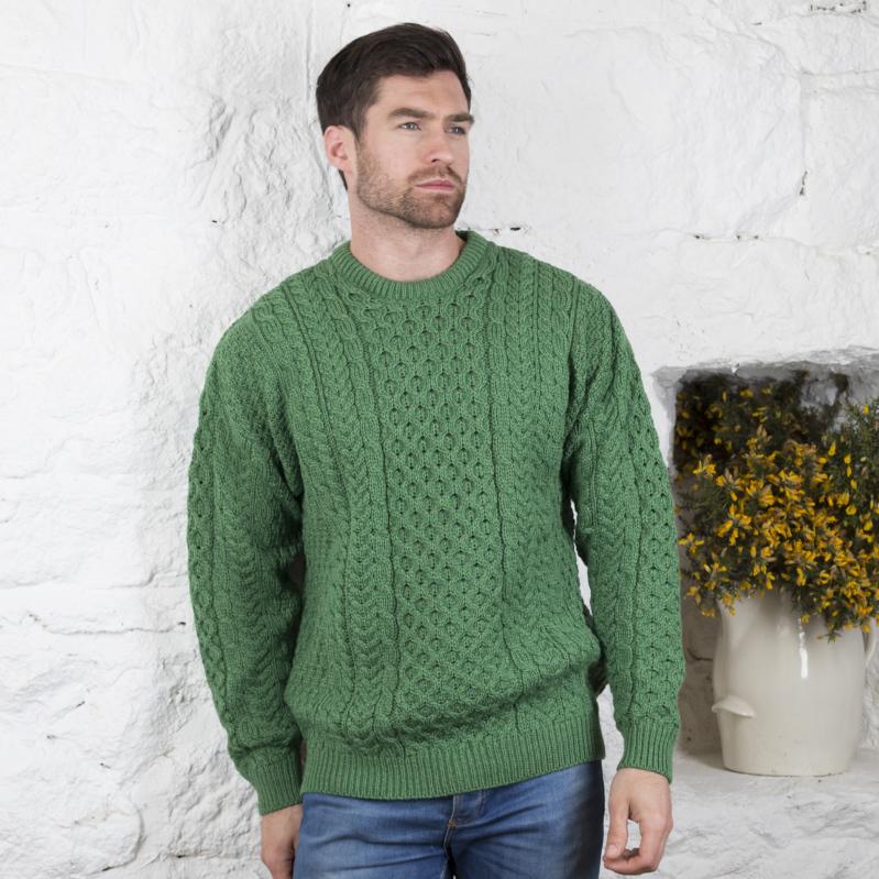 Traditional Vs Modern Irish Wool Sweaters