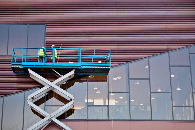 10 Businesses That Would Find Scissor Lifts Helpful