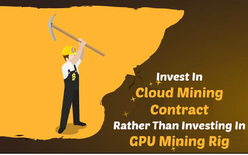 Why Purchasing A Cloud Mining Contract Is More Profitable Than Investing In A GPU Mining Rig