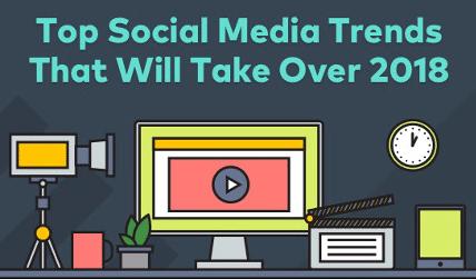 6 Effective Trends Will Dominate Social Media Marketing In 2018