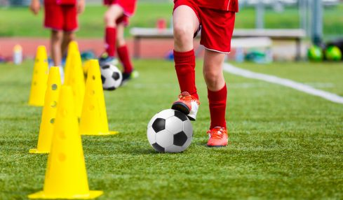 Tips For Warm Up In Football