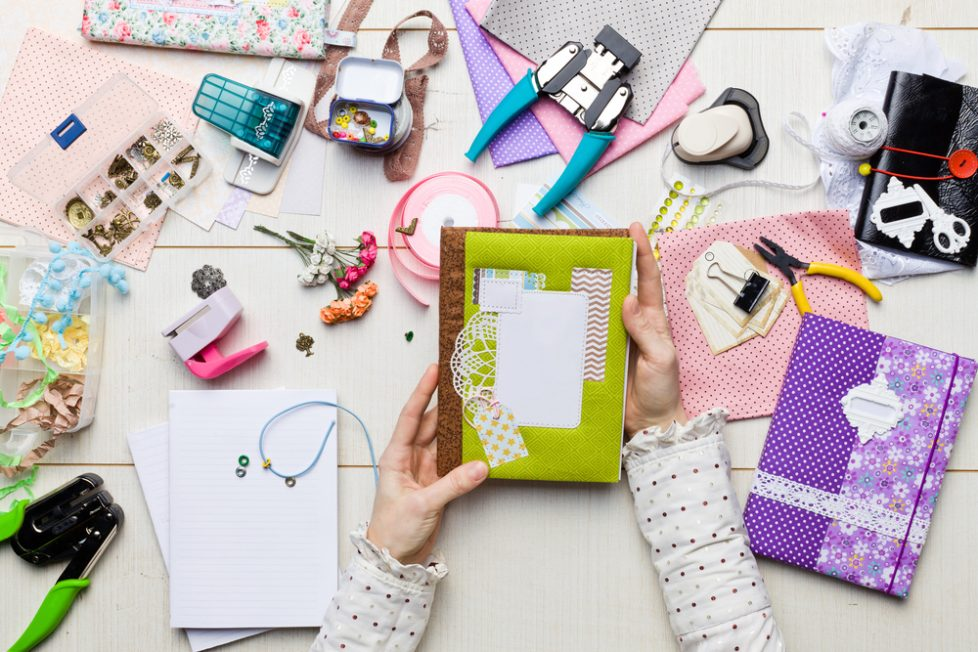 A Beginner's Guide to Scrapbooking: 5 Things You Need to Start