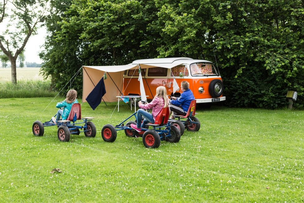 How to Protect Your Kids from Pests While Camping